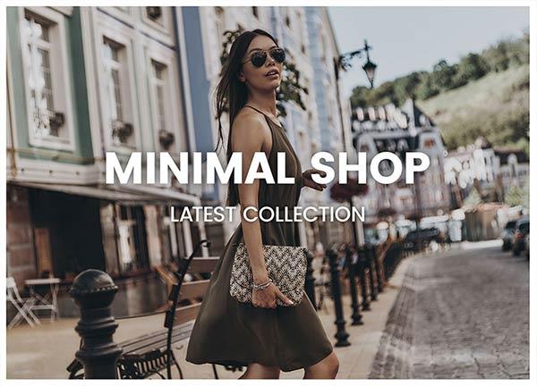 Minimal Shop