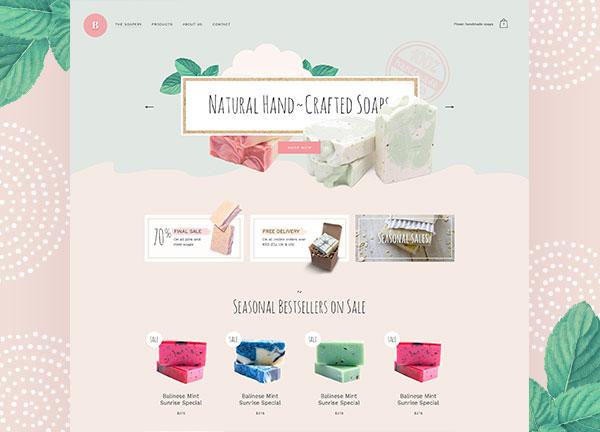 Soap Shop