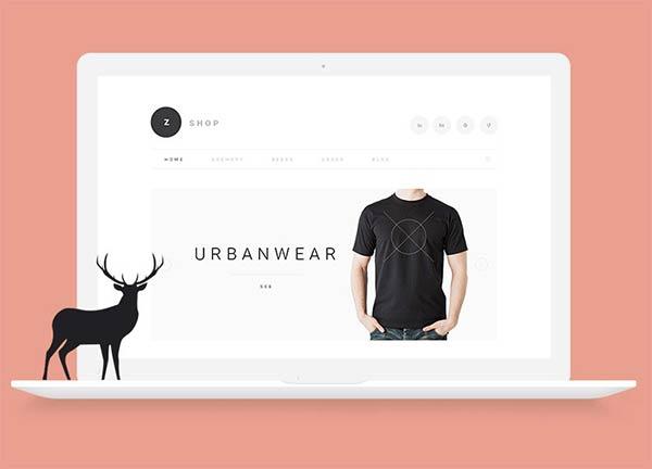 Urban Fashion Shop