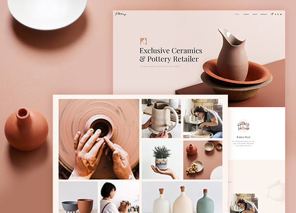 Pottery Retailer