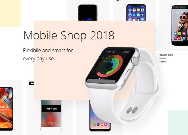 Smart Phone Shop