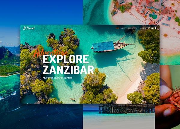 Exotic Travel