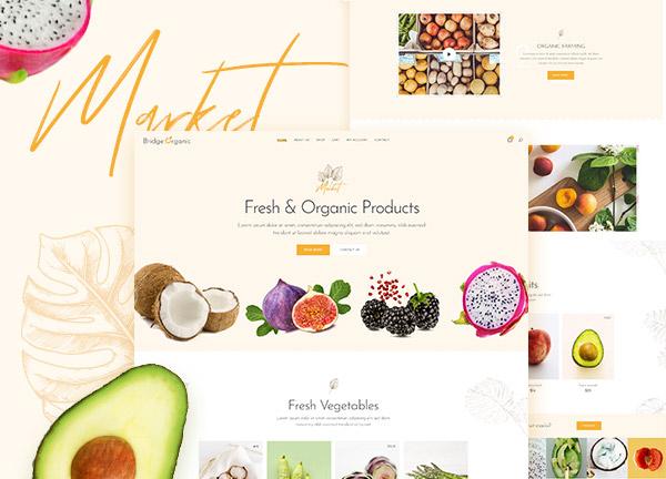 Organic Food Shop