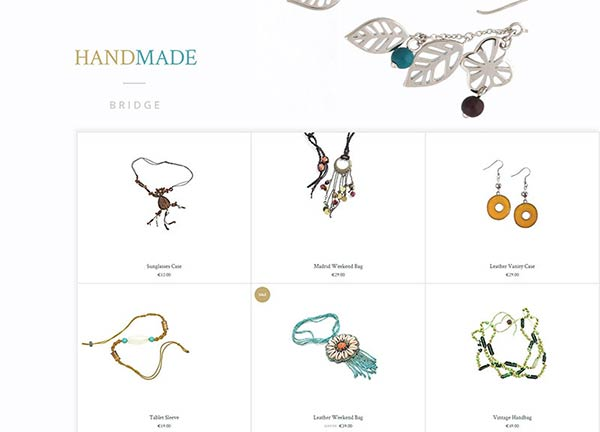 Handmade Jewelry Shop