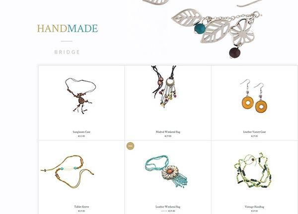 Handmade Jewelry Shop